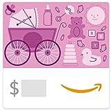 Amazon eGift Card - Baby Icons Pink