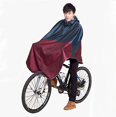 Chaqueta impermeable para hombre y mujer, con capucha, resistente al viento, para la lluvia