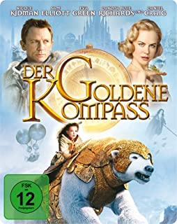 Der Goldene Kompass Steelbook [Blu-ray]