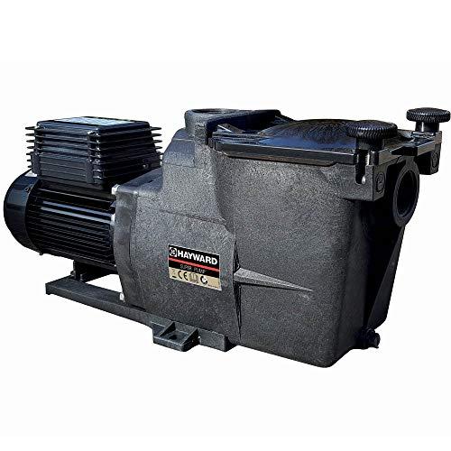 Hayward - sp1608xe111 - Pompe … Filtration 0,75 CV, 11m3/h Mono Super Pump
