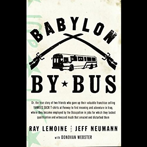 Babylon by Bus  audiobook cover art