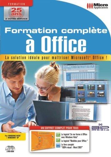 Formation complète à Microsoft® Office