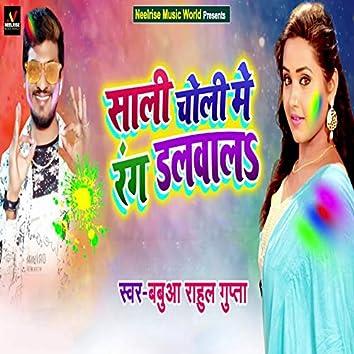 Sali Choli Me Rang Dalwala