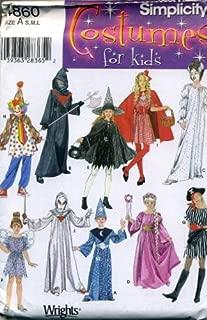 child pirate costume pattern