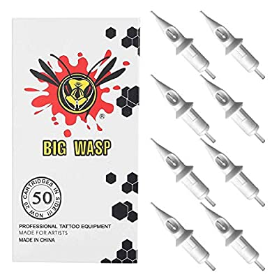 BIGWASP 50pcs Assorted Disposable