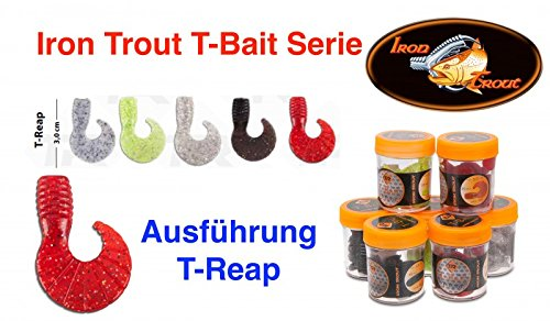 Sänger Top Tackle Systems Iron Trout T-Bait Serie (Forellenköder T-Reap / 3,0cm), Ködertyp:TS