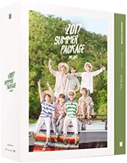 BANGTAN BOYS BTS - 2017 BTS SUMMER PACKAGE VOL.3 196p Photobook+Making DVD+Free Gift