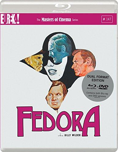 Fedora (2 Blu-Ray) [Edizione: Regno Unito] [Edizione: Regno Unito]