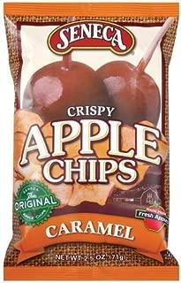 Seneca Caramel Apple Chips, 2.5-ounce Bags (Pack of 5) by Seneca