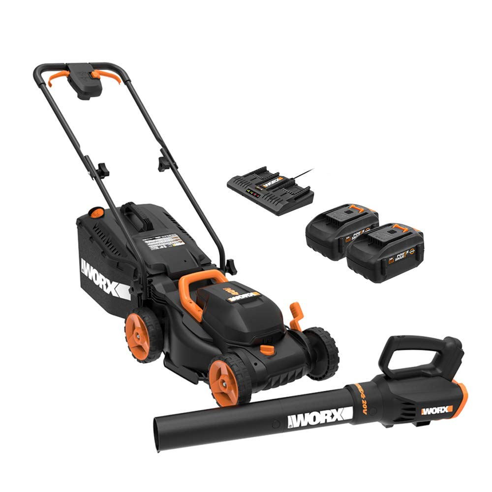 WORX WG958 14 inch Cordless Included