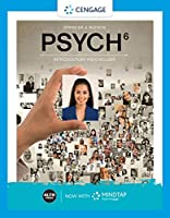 PSYCH, 6th Edition Front Cover