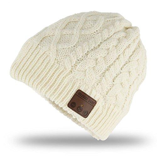 51bQ8dZObWL - Upgraded Bluetooth Beanie Hat,