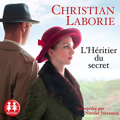 L'héritier du secret cover art