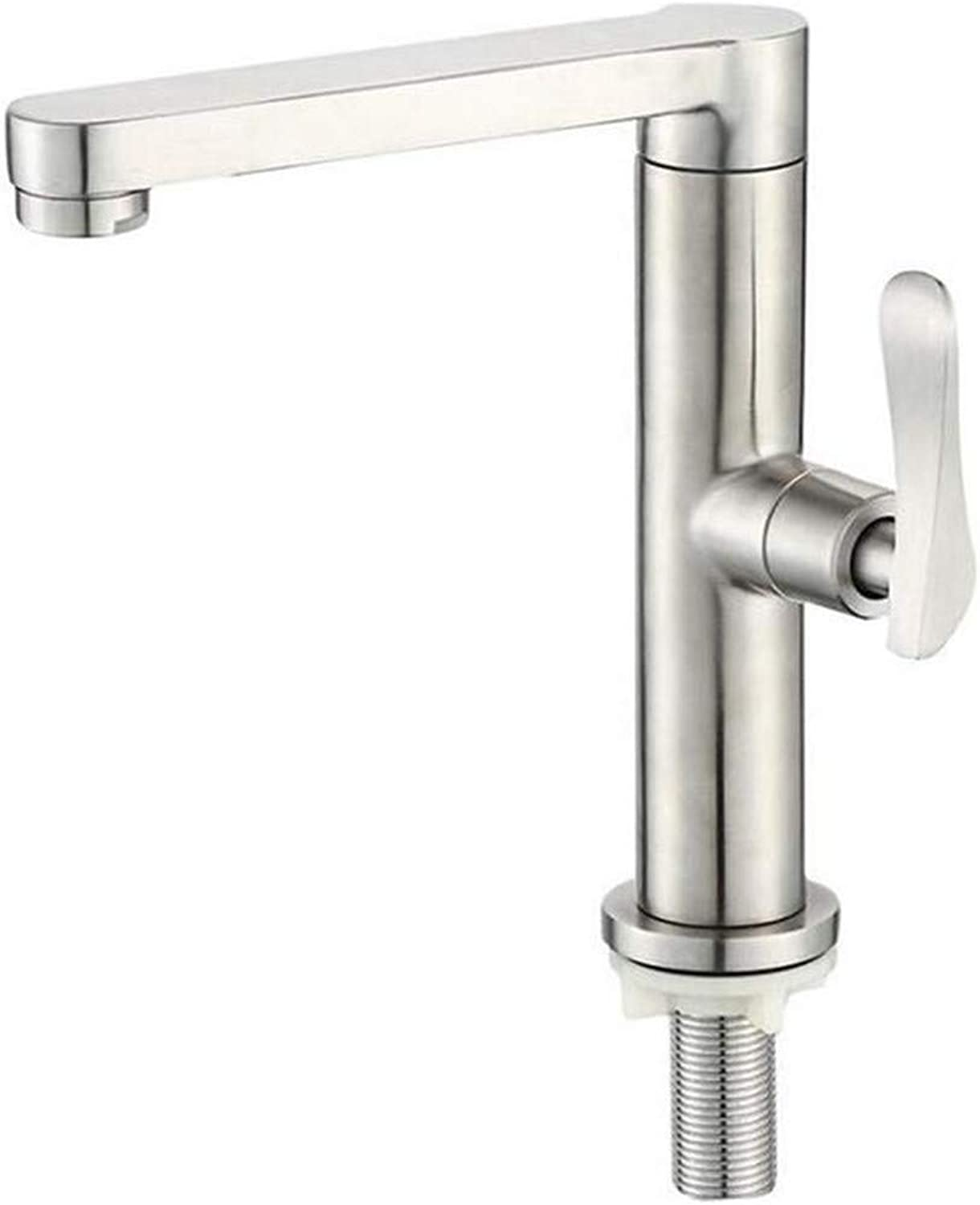 Kitchen Bath Basin Sink Bathroom Taps Taps Mixer Faucet Sink 304 Stainless Steel Sink Faucet Ctzl0472