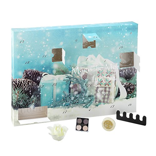 Calendario dell'Avvento Bath & Body a tema Wellness & Beauty,...