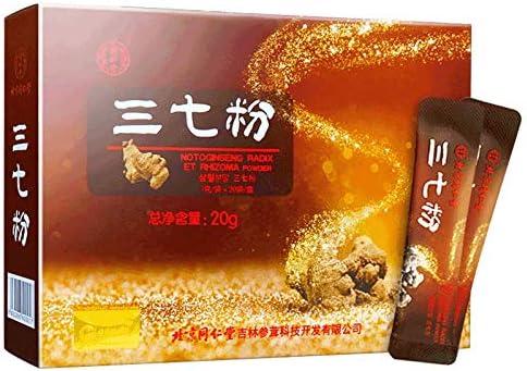 Max 66% OFF 2 Boxes Beijing TongRenTang Netoginseng Memphis Mall Rhizoma Radix Powder et