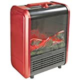 Howard Berger CZFP1 Metal Mini Fireplace