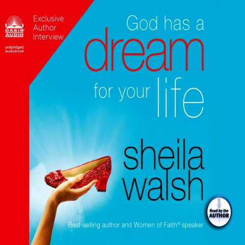 God Has a Dream for Your Life audiobook cover art