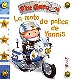 La moto de police de Yannis