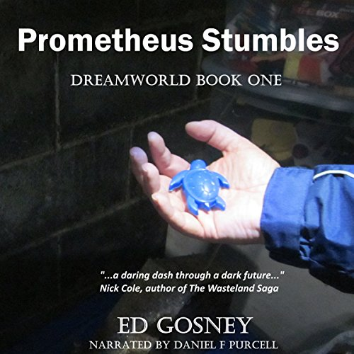Prometheus Stumbles audiobook cover art