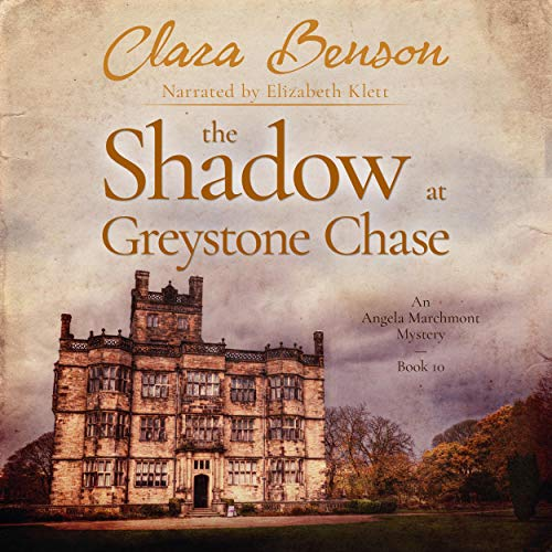 Couverture de The Shadow at Greystone Chase