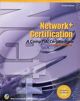 Paperback Network+ Certification: A Comp TIA Certification Book