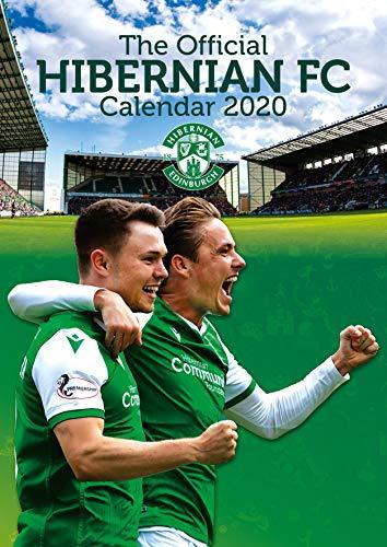 Hibernian FC 2020 Calendar - Official A3 Month to View Wall Calendar