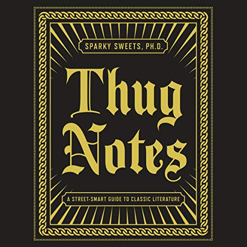 Thug Notes audiobook cover art