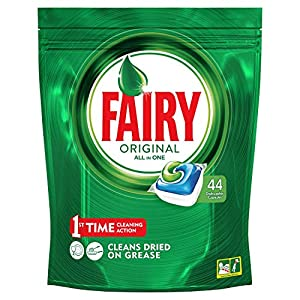 Fairy Original Todo en 1 – Cápsulas para Lavavajillas