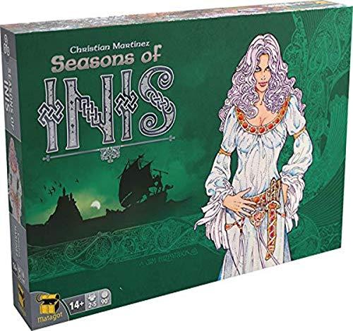 Matagot Inis: Seasons of Inis - English