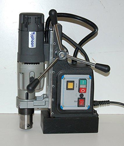 BLUEROCK Tools Model TYP-75 Typhoon Magnetic Drill Roto-Broach