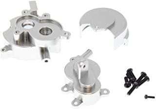 Redcat Racing Rer11401 Aluminum Transmission Case Housing Set & Gear Cover