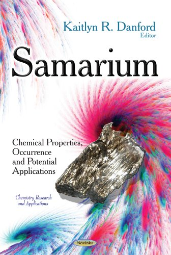 Samarium (Chemistry Research and Applications)