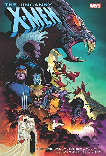 Uncanny X-Men Omnibus Vol. 3, The
