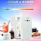 Zoom IMG-2 astroai mini frigorifero 6 litri