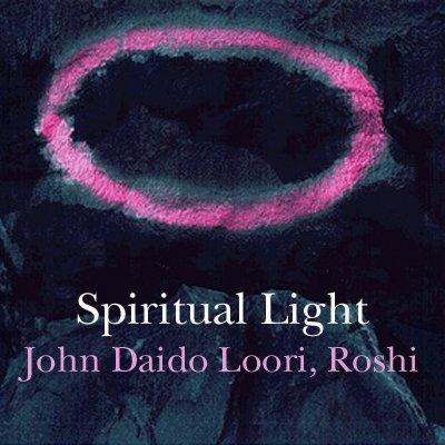 Spiritual Light audiobook cover art