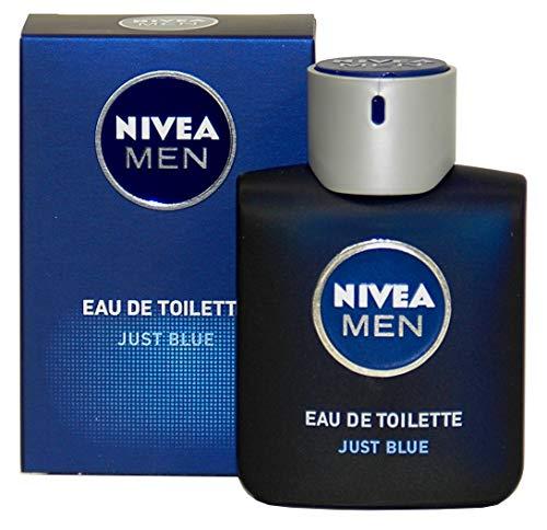 NIVEA MEN Just BLUE, Eau de Toilette (1 x 100 ml)