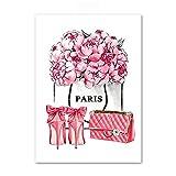 cptbtptp Mode Buch Paris Parfüm Kleid Lippenstift