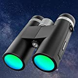 XUXUWA WH 12x42 HD Professional Hunting Telescope Night Vision is Suitable for Hiking Outdoor Camping Field Work