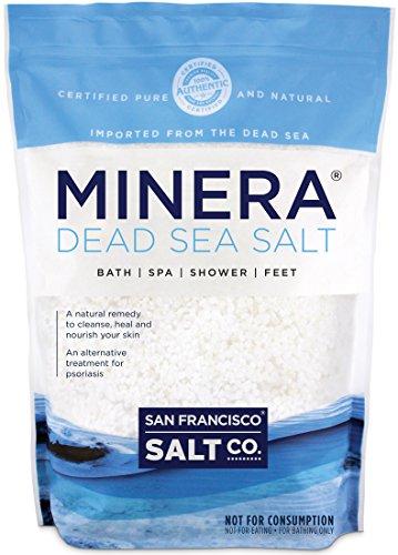 Minera Dead Sea Salt - 10 lb. Bulk Bag Coarse Grain