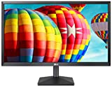 LG 22MK430H-B - Monitor FHD de 54,6 cm (22') con Panel IPS (1920 x 1080 píxeles, 16:9, 250 cd/m², NTSC 72%, 1000:1, 5 ms, 60 Hz) Color Negro Mate