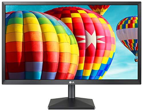 LG 22MK430H-B - Monitor FHD de 54,6 cm (22') con Panel IPS (1920 x 1080 píxeles, 16:9, 250 cd/m², NTSC 72%, 1000:1, 5 ms,...