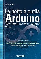La boîte à outils Arduino - 120 techniques pour réussir vos projets de Michael Margolis