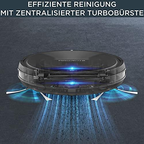 Rowenta RR6825 Explorer 20, Saugroboter, Schwarz, 65 Dezibel - 3