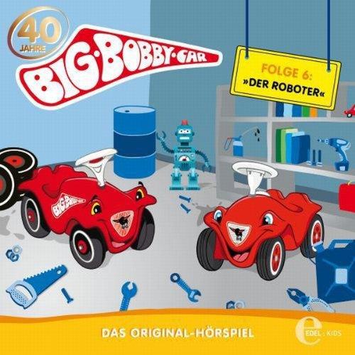 Der Roboter Titelbild