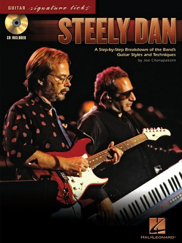 Steely Dan - Guitar Signature Licks (CD/Pkg)