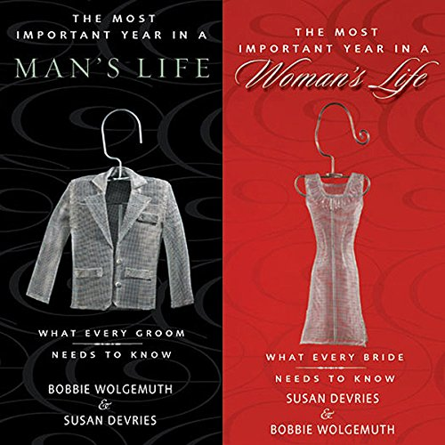 The Most Important Year in a Woman's Life/The Most Important Year in a Man's Life  audiobook cover art