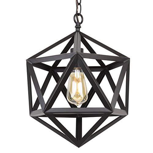 Kira Home Noelle Modern Mid-Century 5-Light Chandelier with Clear Glass Globe Shades and Curved Arms with Black Finish