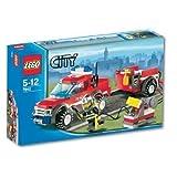 Lego (レゴ) City 7942 Off Road Fire Rescue ブロック おもちゃ (並行輸入)