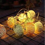 20 led fee wickelei form batteriebetriebene lichterketten 3 mt led dekoration für weihnachten girlande auf dem fenster neujahr